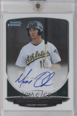 2013 Bowman - Chrome Prospects Autographs #BCP-MO - Matt Olson