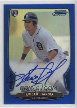2013 Bowman - Chrome Rookie Autographs - Blue Refractor #ACR-AG - Avisail Garcia /250