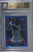 Francisco Lindor /250 [BGS 9.5 GEM MINT]