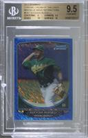 Addison Russell [BGS 9.5 GEM MINT] #/250