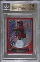 Jackie Bradley Jr. /5 [BGS 9.5 GEM MINT]
