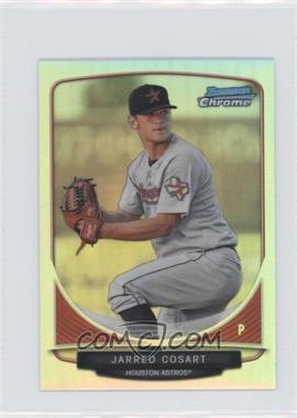 2013 Bowman - Cream of the Crop Chrome Mini Refractor #CC-HA5 - Jarred Cosart