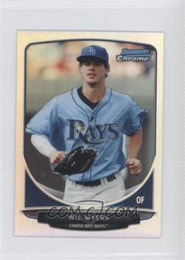 2013 Bowman - Cream of the Crop Chrome Mini Refractor #CC-TBR1 - Wil Myers