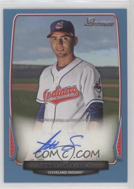 2013 Bowman - Prospect Autographs - Retail Blue #BPA-DS - Danny Salazar /500