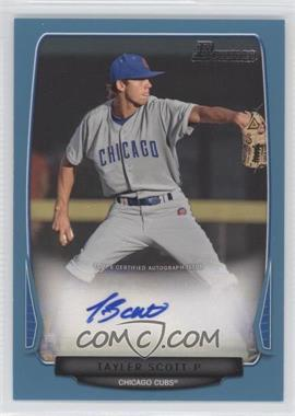 2013 Bowman - Prospect Autographs - Retail Blue #BPA-TS - Tayler Scott /500
