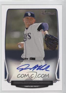 2013 Bowman - Prospect Autographs - Retail #BPA-JH - Jesse Hahn