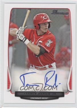 2013 Bowman - Prospect Autographs - Retail #BPA-TR - Tanner Rahier