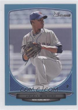 2013 Bowman - Prospects - Blue #BP50 - Rafael Montero /500