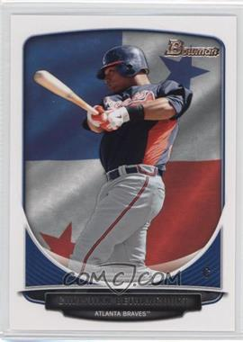 2013 Bowman - Prospects - Hometown #BP72 - Christian Bethancourt