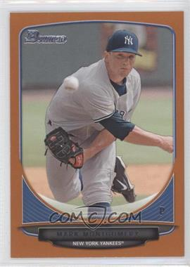2013 Bowman - Prospects - Orange #BP3 - Mark Montgomery /250