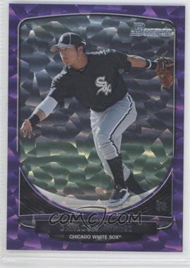 2013 Bowman - Prospects - Purple Ice #BP109 - Carlos Sanchez, Yolmer Sanchez /10
