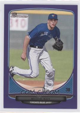 2013 Bowman - Prospects - Retail Purple #BP17 - Mitch Nay