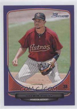 2013 Bowman - Prospects - Retail Purple #BP20 - Darwin Rivera
