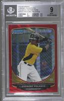 Gregory Polanco /25 [BGS 9 MINT]