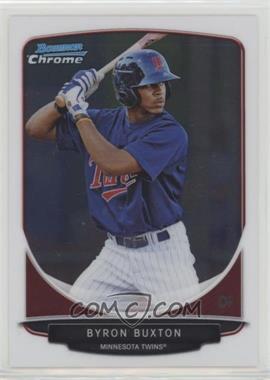 2013 Bowman - Prospects Chrome #BCP1 - Byron Buxton