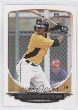 2013 Bowman - Prospects #BP79 - Gregory Polanco
