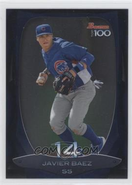 2013 Bowman - Top 100 Prospects #BTP-14 - Javier Baez