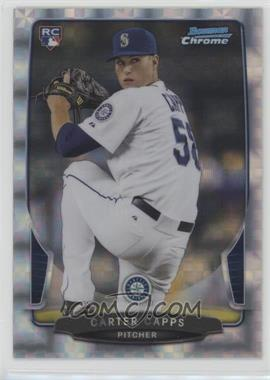 2013 Bowman Chrome - [Base] - Retail X-Fractor #168 - Carter Capps