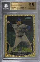 Mike Moustakas /1 [BGS9.5GEMMINT]