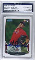 Michael Wacha [PSA/DNA Certified Auto]