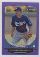 Corey Seager #/199