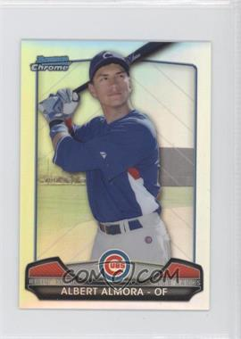 2013 Bowman Chrome - Risin' thru the Ranks Refractor #RTR-AA - Albert Almora