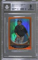 Chance Sisco /15 [BGS 9 MINT]