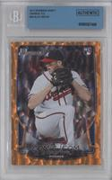 Alex Wood /5 [BGS AUTHENTIC]