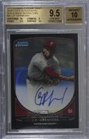J.P. Crawford [BGS 9.5 GEM MINT] #4/50