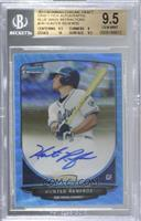 Hunter Renfroe [BGS 9.5 GEM MINT] #/50
