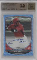 Phil Ervin [BGS 9.5 GEM MINT] #/50