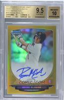 Reese McGuire /50 [BGS 9.5]