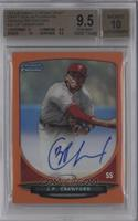 J.P. Crawford /25 [BGS 9.5 GEM MINT]