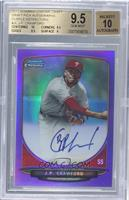 J.P. Crawford /10 [BGS 9.5 GEM MINT]