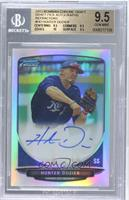 Hunter Dozier [BGS 9.5 GEM MINT]