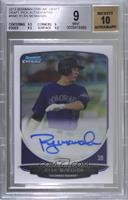 Ryan McMahon [BGS 9 MINT]