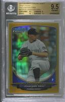 Jonathan Gray [BGS 9.5 GEM MINT] #/50