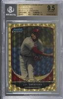 J.P. Crawford [BGS 9.5 GEM MINT] #1/1