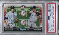 Aaron Judge, Ian Clarkin [PSA 8 NM‑MT]