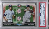 Aaron Judge, Ian Clarkin [PSA 10 GEM MT]