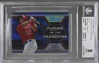 Mike Trout /250 [BGS8]