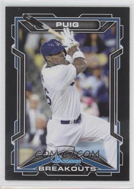 2013 Bowman Draft Picks & Prospects - Scout Breakouts #BSB-YP - Yasiel Puig