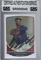 Byron Buxton [CASCertifiedSealed]