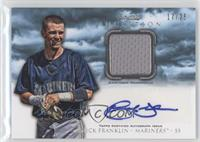 Nick Franklin #/25
