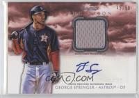 George Springer /50