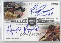 Alen Hanson, Gregory Polanco /25