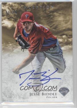 2013 Bowman Inception - Prospect Autographs - Gold #PA-JBI - Jesse Biddle /99
