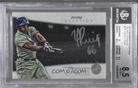 Yasiel Puig [BGS 8.5 NM‑MT+] #/25