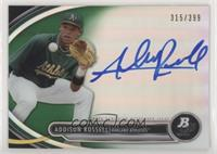 Addison Russell [NoneNoted] #/399