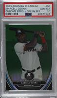 Marcell Ozuna [PSA 10 GEM MT] #/399